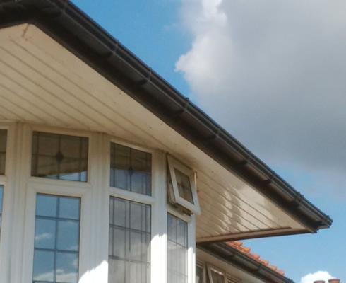 Fascias Amp Soffits C F Roofing Surrey