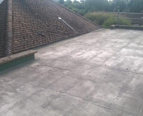 GRP Roof Cobham 1