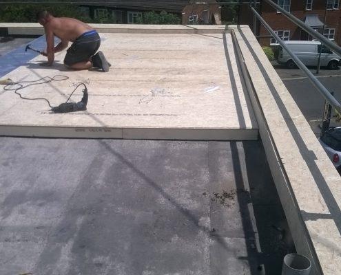 GRP Roof Cobham 2