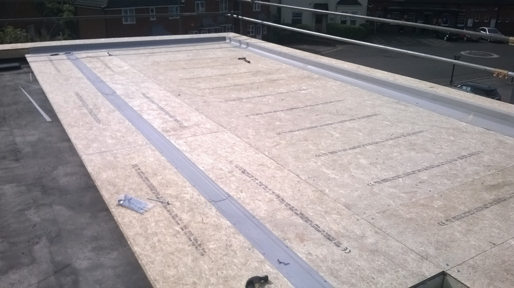 GRP Flat Roofing – C F  Roofing Surrey