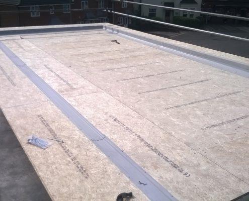 GRP Roof Cobham 3