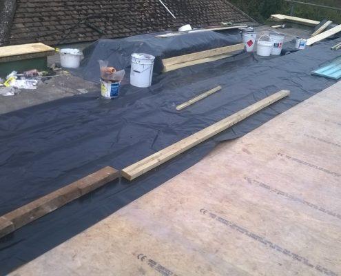 GRP Roof Cobham 5