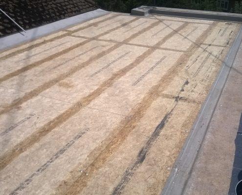 GRP Roof Cobham 6