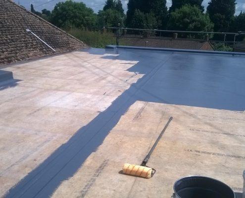 GRP Roof Cobham 7