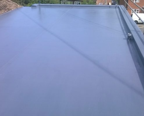 GRP Roof Cobham 8