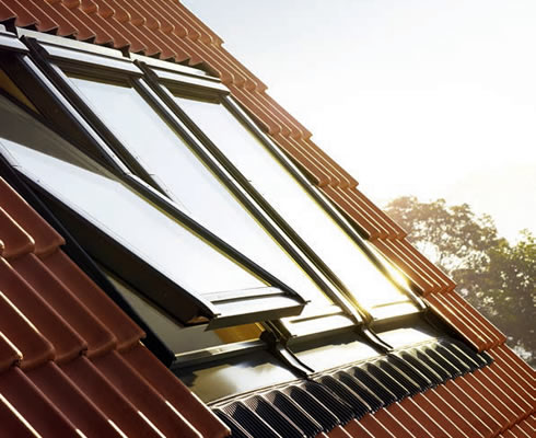 Velux And Roof Lights C F Roofing Surrey