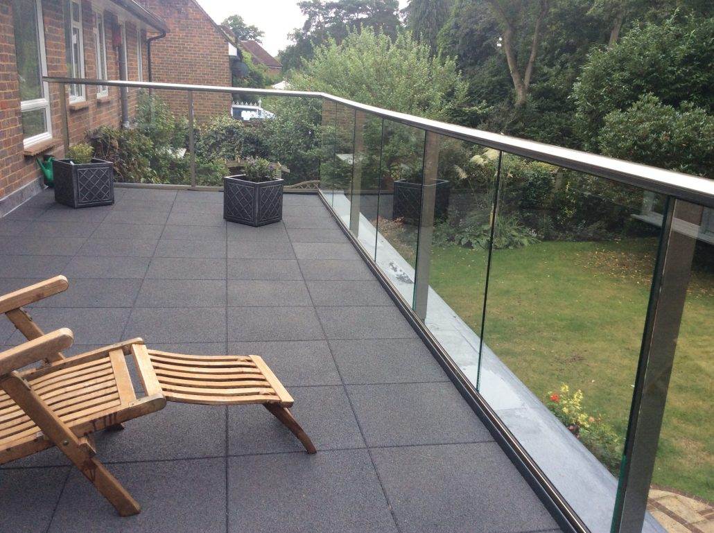 Balcony Replacement In Woking C F Roofing Surrey