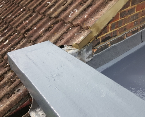 New GRP Roof in Cheam, Surrey 2