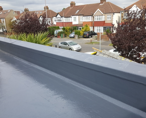 New GRP Roof in Cheam, Surrey 3