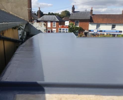 New GRP Roof in Dorking, Surrey 002