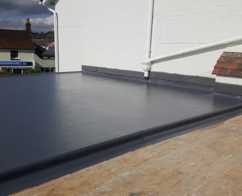 New GRP Roof in Dorking, Surrey 001