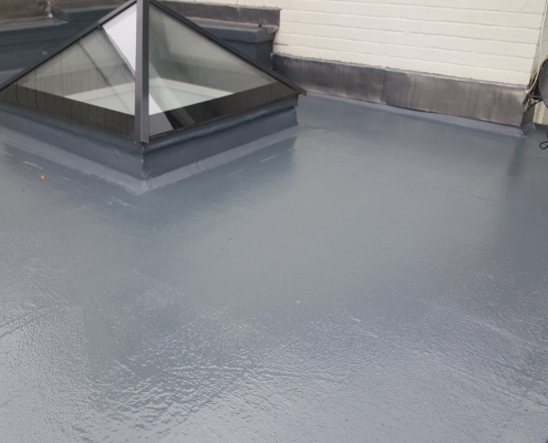 New GRP Roof in Virginia Waters, Surrey 004