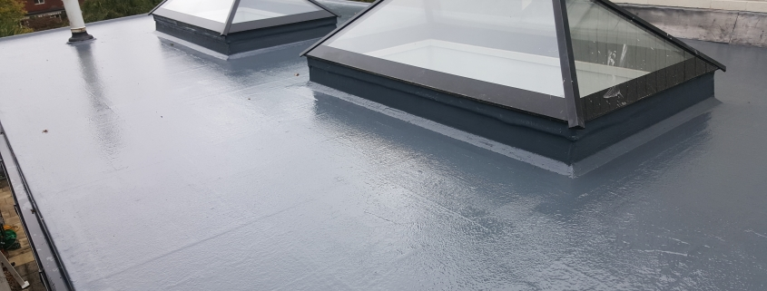 GRP Roof in Virginia Waters, Surrey 005