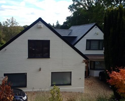 Tiled Roof Virginia Waters 001