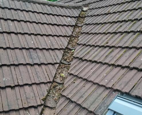 Tiled Roof Virginia Waters 004