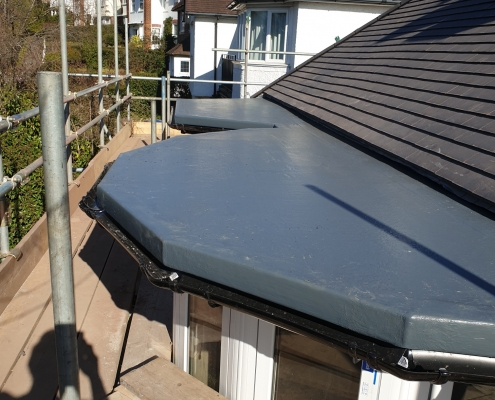Dormer Window Flat Roof